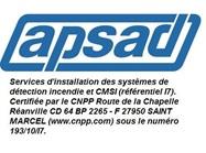 Certification APSAD Détection incendie